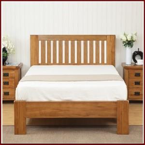 Nan Dọc - 1m2 x 2m : Giường Ngủ Gỗ Sồi