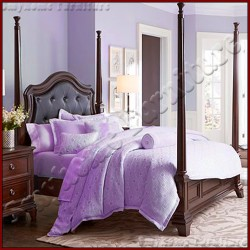 Giường Ngủ Xuất Khẩu - Abany Poster : Queen Bed